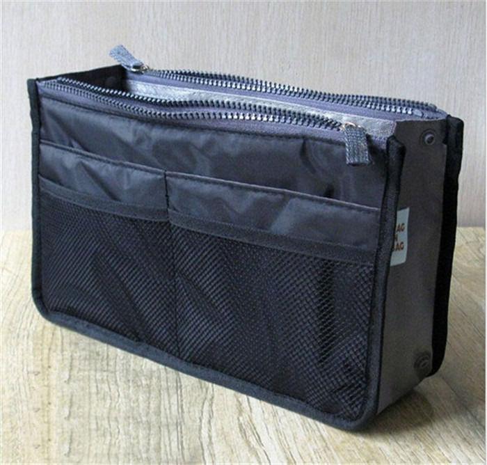 Органайзер в сумку Черный